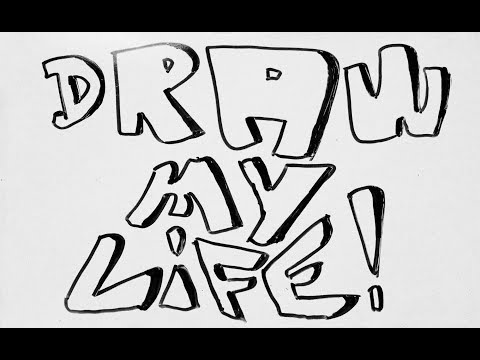 RAP MY LIFE | (DRAW MY LIFE) | Doblecero 2017 ( ESPECIAL 750K)