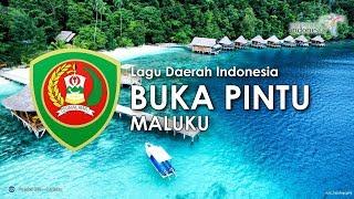 Buka Pintu - Lagu Daerah Maluku (Karaoke, Lirik dan Terjemahan)