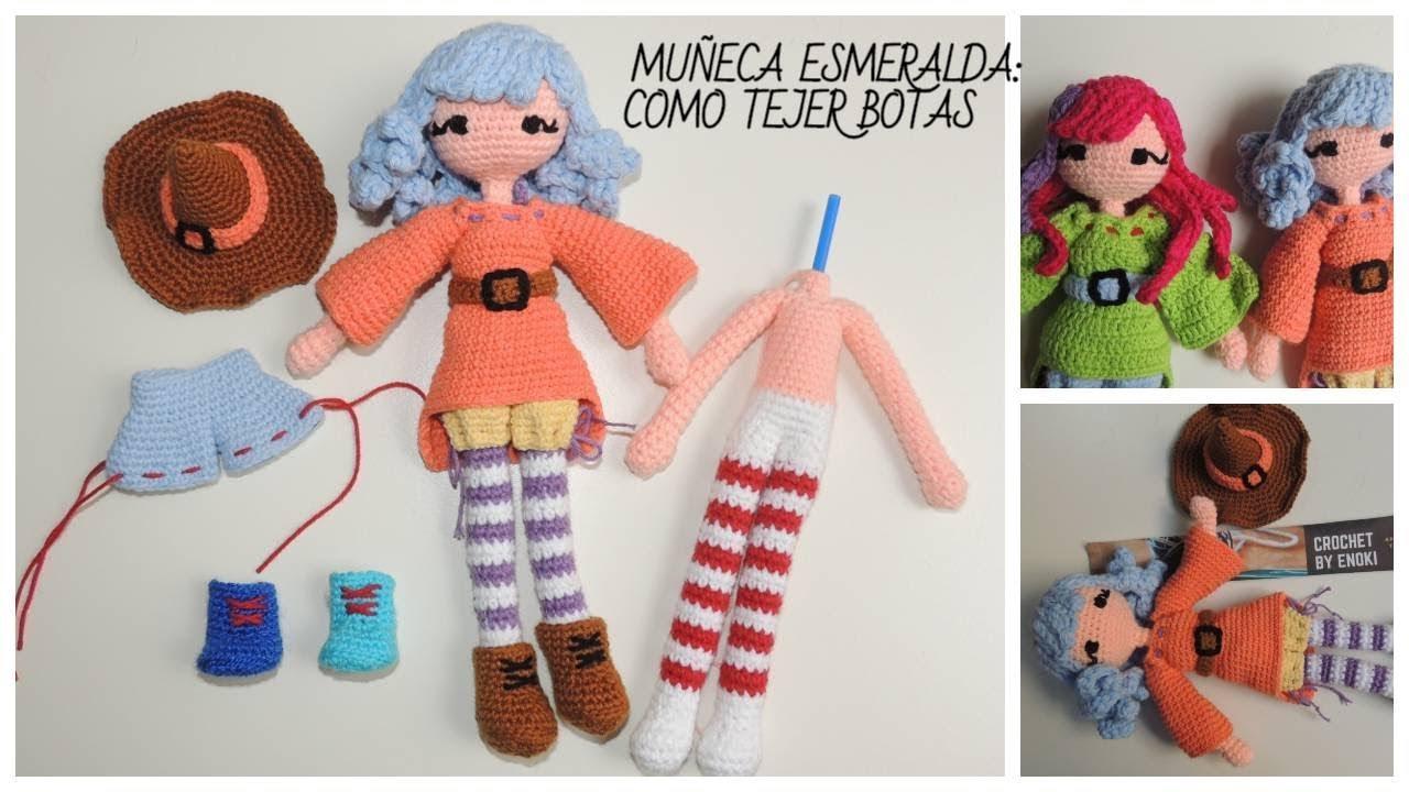 Muñeca De Tejer
