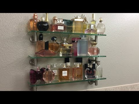 My Perfume Collection 2017