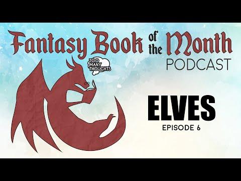 Teaser: 'Elves' | Fantasy Book of the Month: December 2019