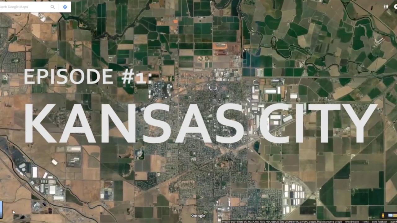 Map Of America Kansas City.Kansas City The Quintessential American City Youtube