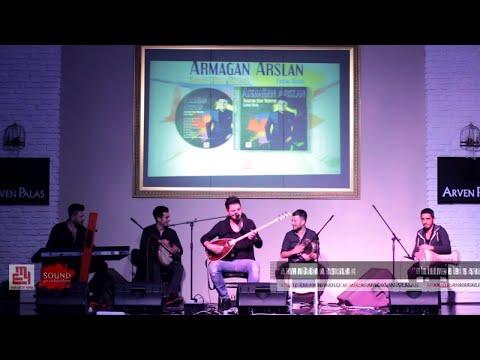 Armağan Arslan - Dilimde Bir Şarkı - (Official Video)