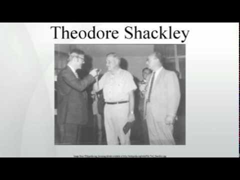 Theodore Shackley Theodore Shackley YouTube