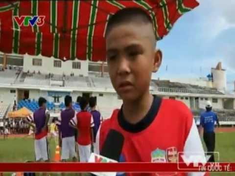 Nguyễn Văn Văn - Nuôi ước mơ trở thành cầu thủ của Học viện HAGL