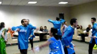 Garba/Raas + Bollywood Influenced Dance Performance