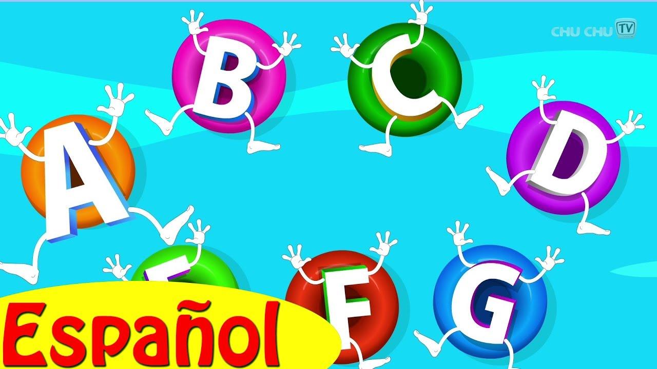 canciones del abecedario para niños canciones infantiles en