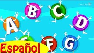 Canciones del Abecedario para Niños | Canciones infantiles en Español | ChuChu TV