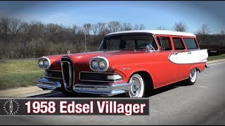 1958 Edsel Villager Wagon