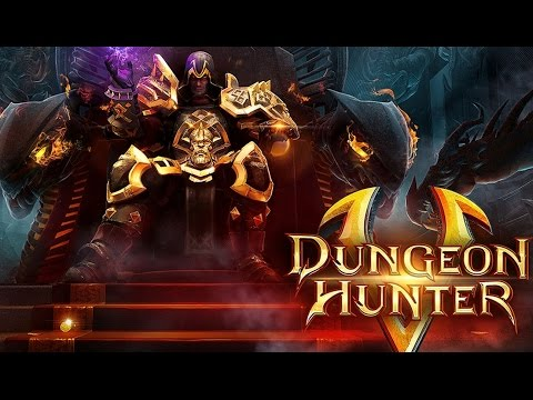 Dungeon Hunter 5 - Android Gameplay HD