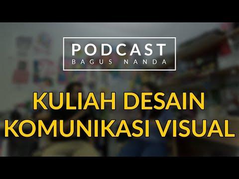 PODCAST #8 - KULIAH DESAIN KOMUNIKASI VISUAL DI JERMAN