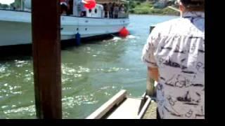 Sea Scouts blunder