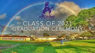 Ali'iolani Class of 2021