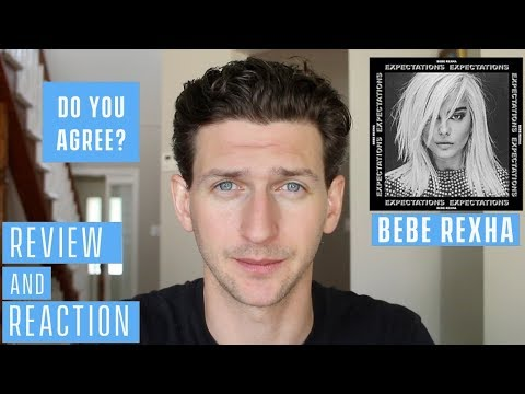Bebe Rexha - I'm A Mess - Review and Reaction Cover