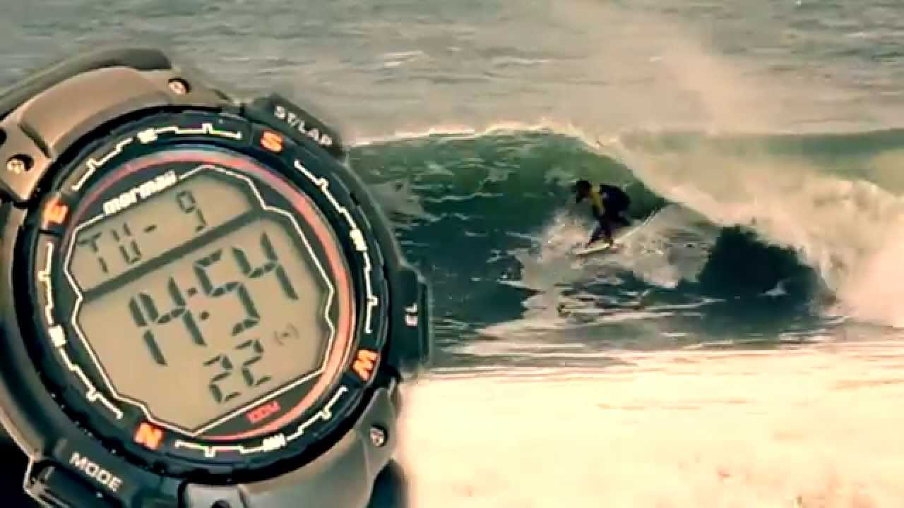 3e71a5094b737 Clock Brasil Mormaii Relógios Acqua Pro - YouTube