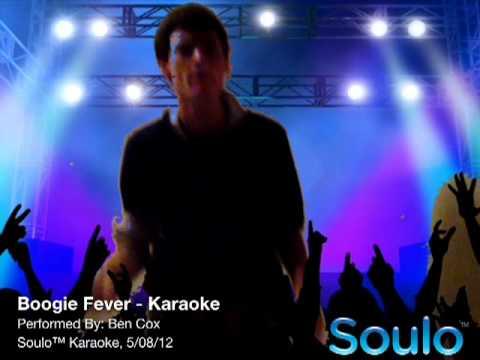 Boogie Fever (Karaoke)