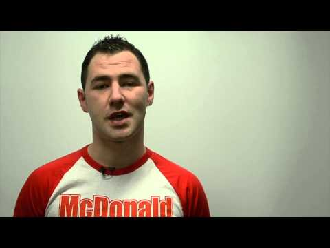 Interview with Patrick (Tam) McDonald - Welfare Candidate 2014