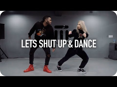 Let's Shut Up & Dance - Jason Derulo, LAY, NCT 127 / Mina Myoung Choreography With Jason Derulo