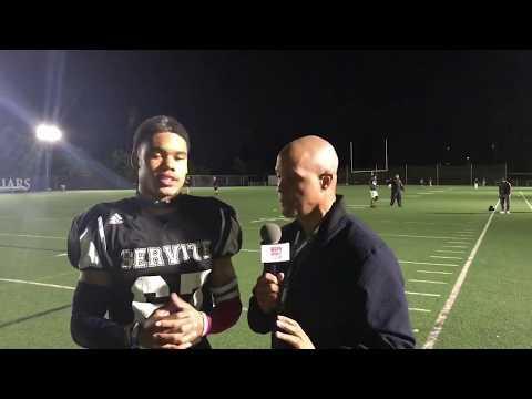 Julius Irvin WR/DB Servite HS (Part 1) - LIVE HIGH SCHOOL FOOTBALL BROADCAST & LIVE STREAM