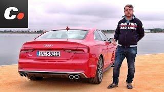 audi a5 s5 coup 2016   primera prueba test review   contacto   coches net
