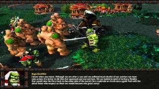 Warcraft 3 Custom campaign Bagos Quest part 1 Ogre