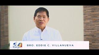 Bro. Eddie's Invitation for the JIL Church's 41st Anniversary