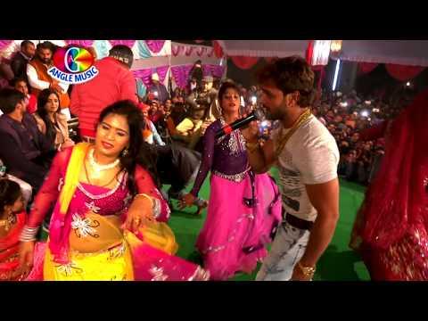 Khesari Lal Yadav New Stage Program  (2018)# Saiya Laika Niyan Sut Jala Kora Mein