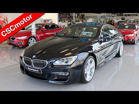 BMW Serie 6 Gran Coupe - 2014 | Revisión en profundidad y encendido