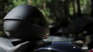 Why choose Shoei Helmets.....