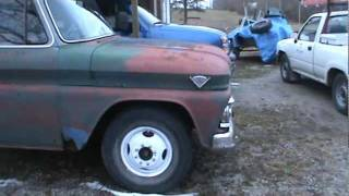 1965 GMC Dually Project 1