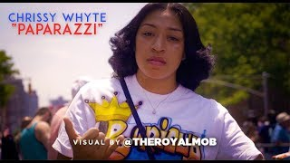 Paparazzi (Music Video) - Chrissy Whyte | Dir by @TheRoyalMob