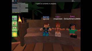 roblox survivor seasen 4 day 5 seasen finale