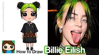 How to Draw Billie Eilish