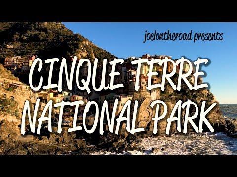 Cinque Terre National Park - UNESCO World Heritage Site