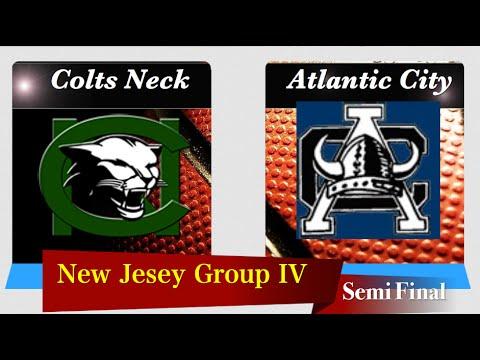 Colts Neck vs. Atlantic City 2016