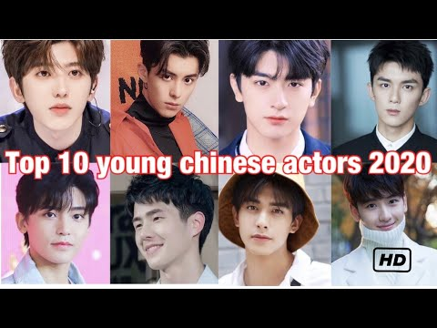 Top 10 young Chinese actors 2020