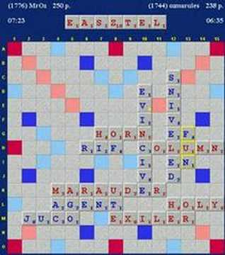 I Play A Nearly Perfect Scrabble Game, But Still Lose