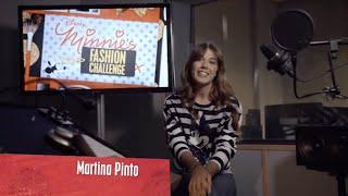 Minnie's Fashion Challenge - Dietro le quinte con Martina Pinto