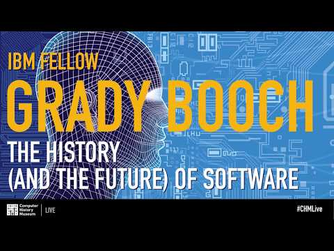 CHM Live │ The History (and the Future) of Software