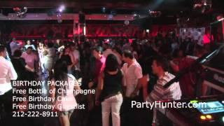 PartyHunter ladies night fridays at copacabana nightclub -