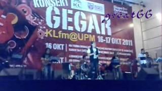 Maya Percintaan ~ Afee U-TOPIA (live @ UPM serdangg)