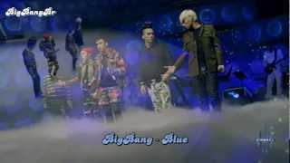 BIGBANG - Blue [Live] [Legendado] [PT-BR] [HD]