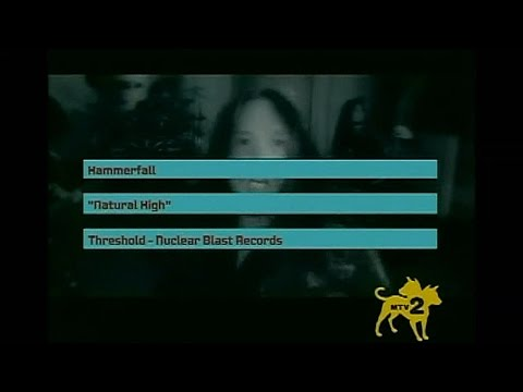 Hammerfall - Natural High (Official Video)