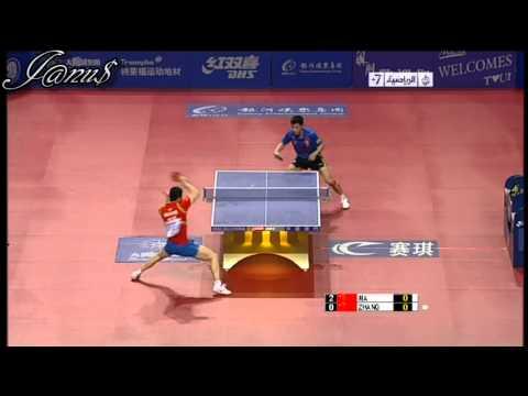 2012 Asian Championships (ms-final) MA Long - ZHANG Jike [HD] [Full Match/Short Form]