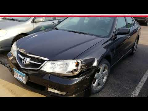 Acura Of Rochester >> Used 2003 Acura Tl Rochester Mn Sa27188 Youtube