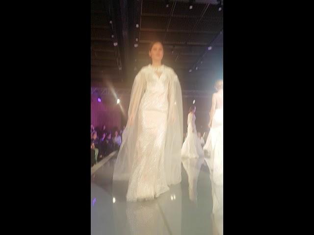 e8f60a3d626c Modna prehliadka svadobnych siat na Expo Wedding 2018. Svadobné šaty  Svadobný salón SISSI Poprad