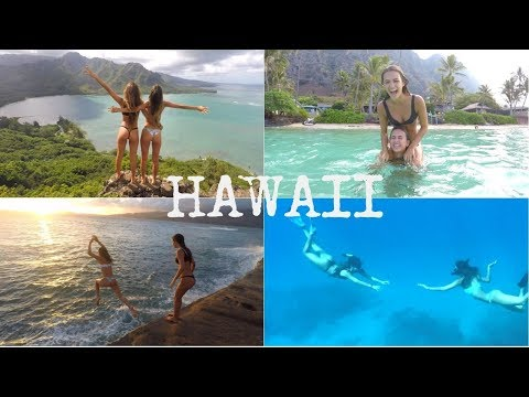 Twin Hawaii adventure video