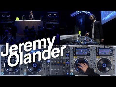 Jeremy Olander - DJsounds Show 2017 - LIVE from ADE