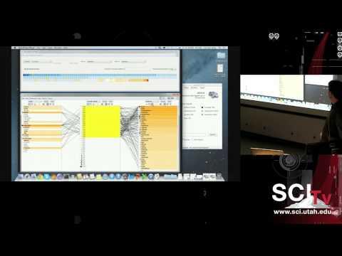 Supporting Investigative Analysis through Visual Analytics