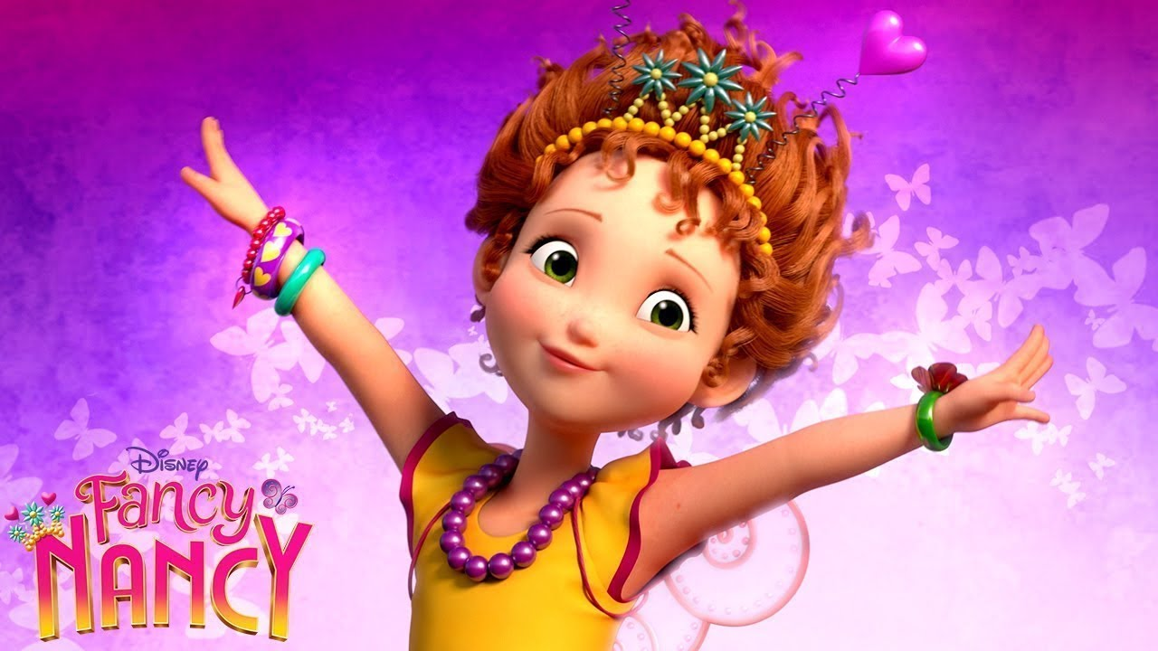 Theme Song Fancy Nancy Disney Junior YouTube